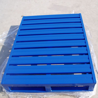 Union Brand Heavy Duty Customized Durable Stackable Steel Pallet