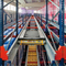 Customized UNION High Density Radio Remote Semi Automatic Pallet Shuttle Rack