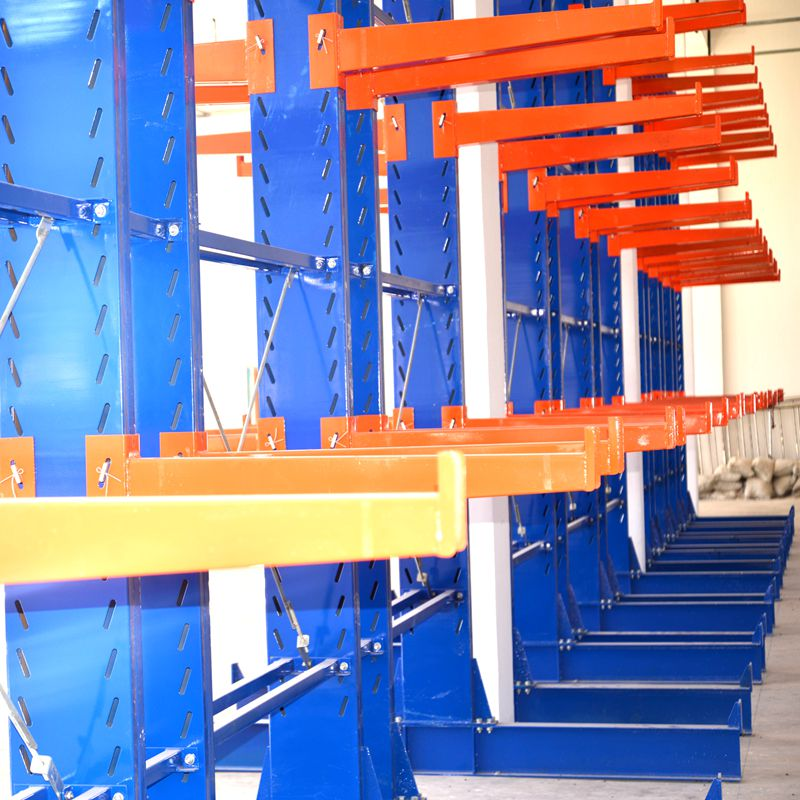 Heavy Duty Cantilever Storage Racking for Car Industry
