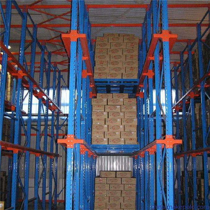 Pallet Heave Duty Racking System Drive In Rack For Warehouse Storage