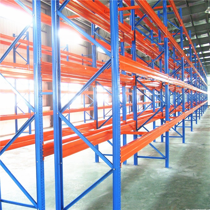 Corrosion protection Knock-down Heavy Duty Selective Metal Shelf/shelving