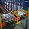 High Density Warehouse Automatic FIFO/FILO Radio Shuttle Car Pallet Runner Racking