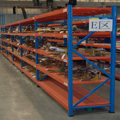 Perfect Goods Storage System Long Span Warehouse Medium Duty Shelving
