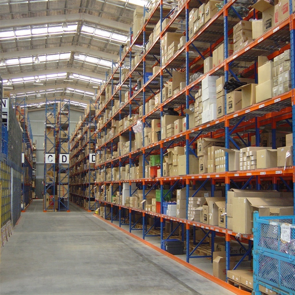 High Quality Customized Warehouse Storage Metal Heavy Duty Pallet Racking