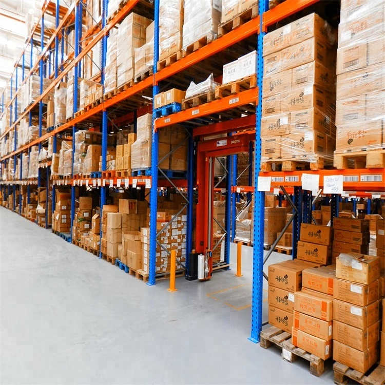 Material Storage Heavy Duty Shelving And Pallet Racking