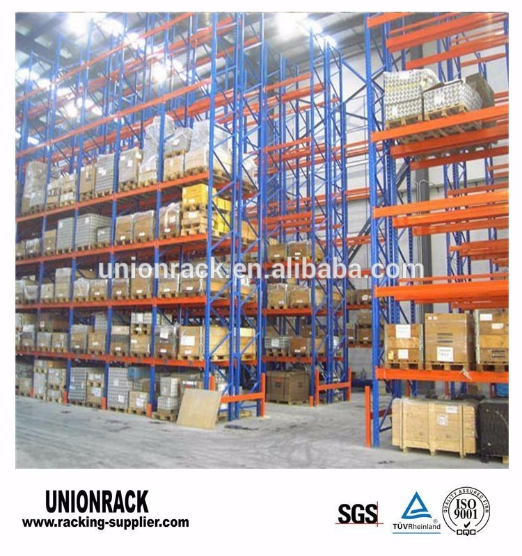 Metal Warehouse Storage Pallet Racks for Industrial Storage