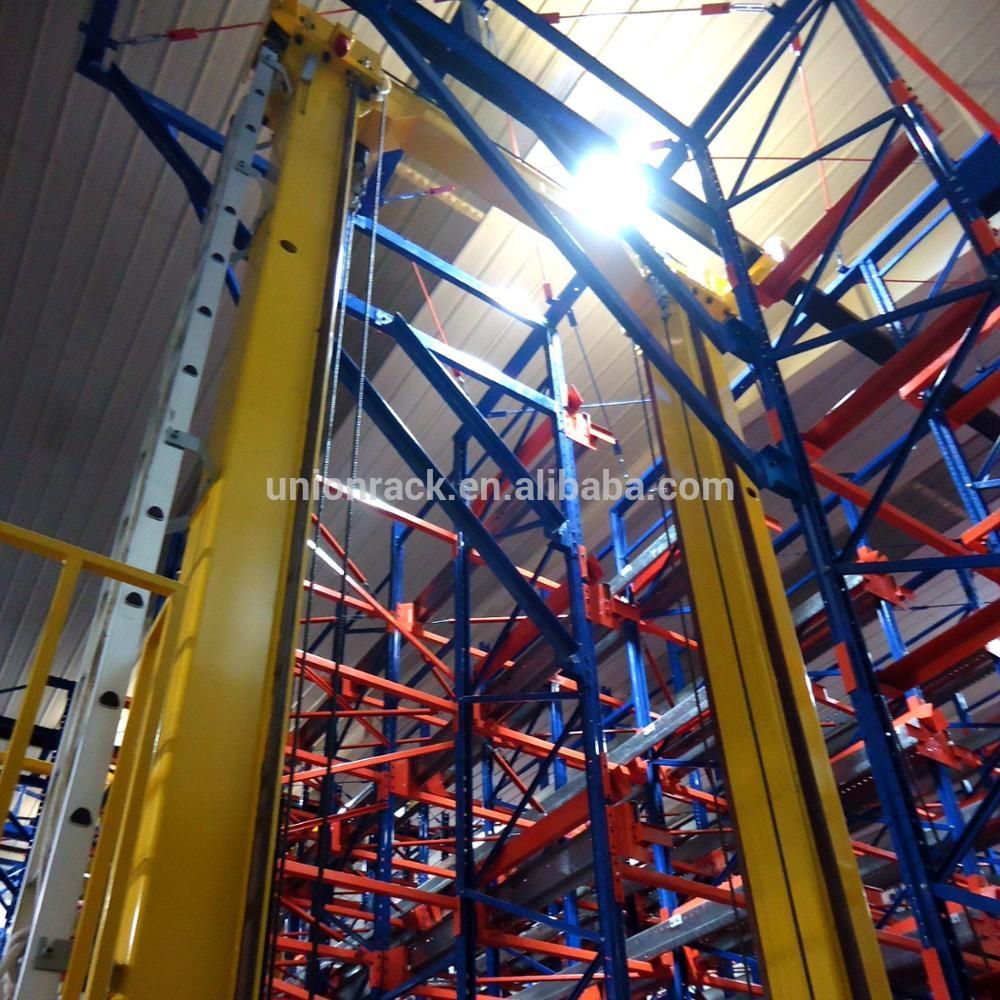 High Performance Automated Storage & Retrieval System Asrs Rack System
