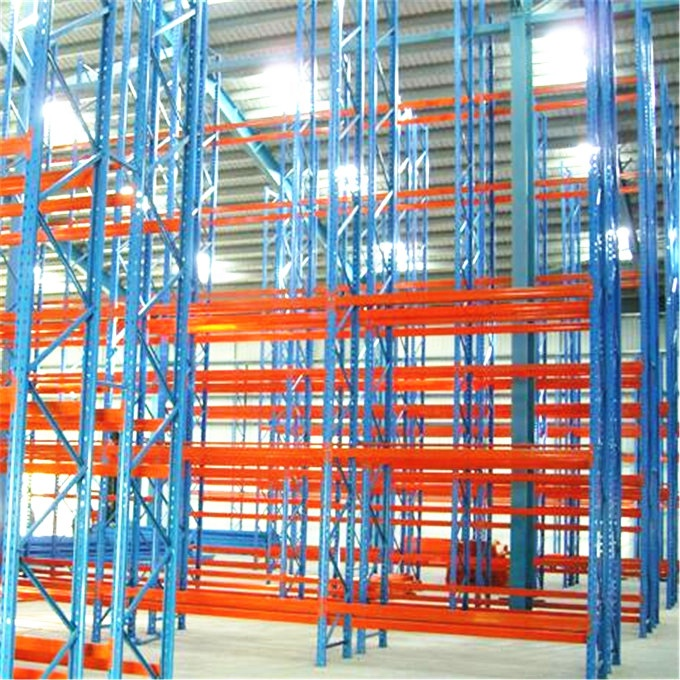 China Manufacturer Heavy Duty Selective Pallet Racking