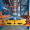 FIFO radio guide shuttle car/satellite/radio shuttle cart/pallet runner racking