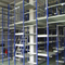 Heavy Duty Adjustable Multi Tier Storage Warehouse Steel Mezzanine Rack