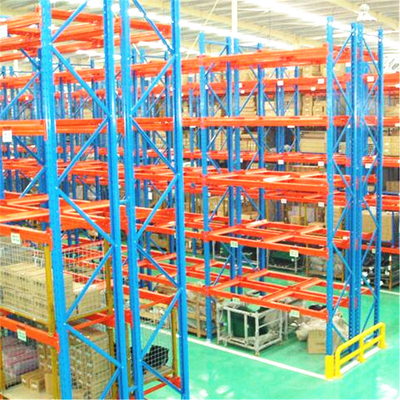 Union Warehouse Rack Numbering System Storage Shelf Pallet Rack