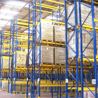 Nanjing Best Adjustable Heavy Duty Warehouse Storage Pallet Rack