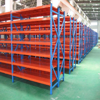 Jiangsu Union Economical selective adjustable high quality light duty longspan shelving