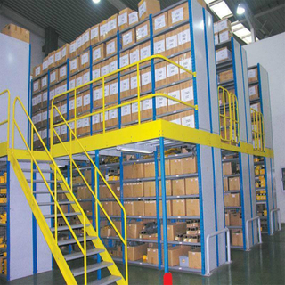 Jiangsu Union Warehouse Heavy Duty Work Platforms Mezzanine Racking