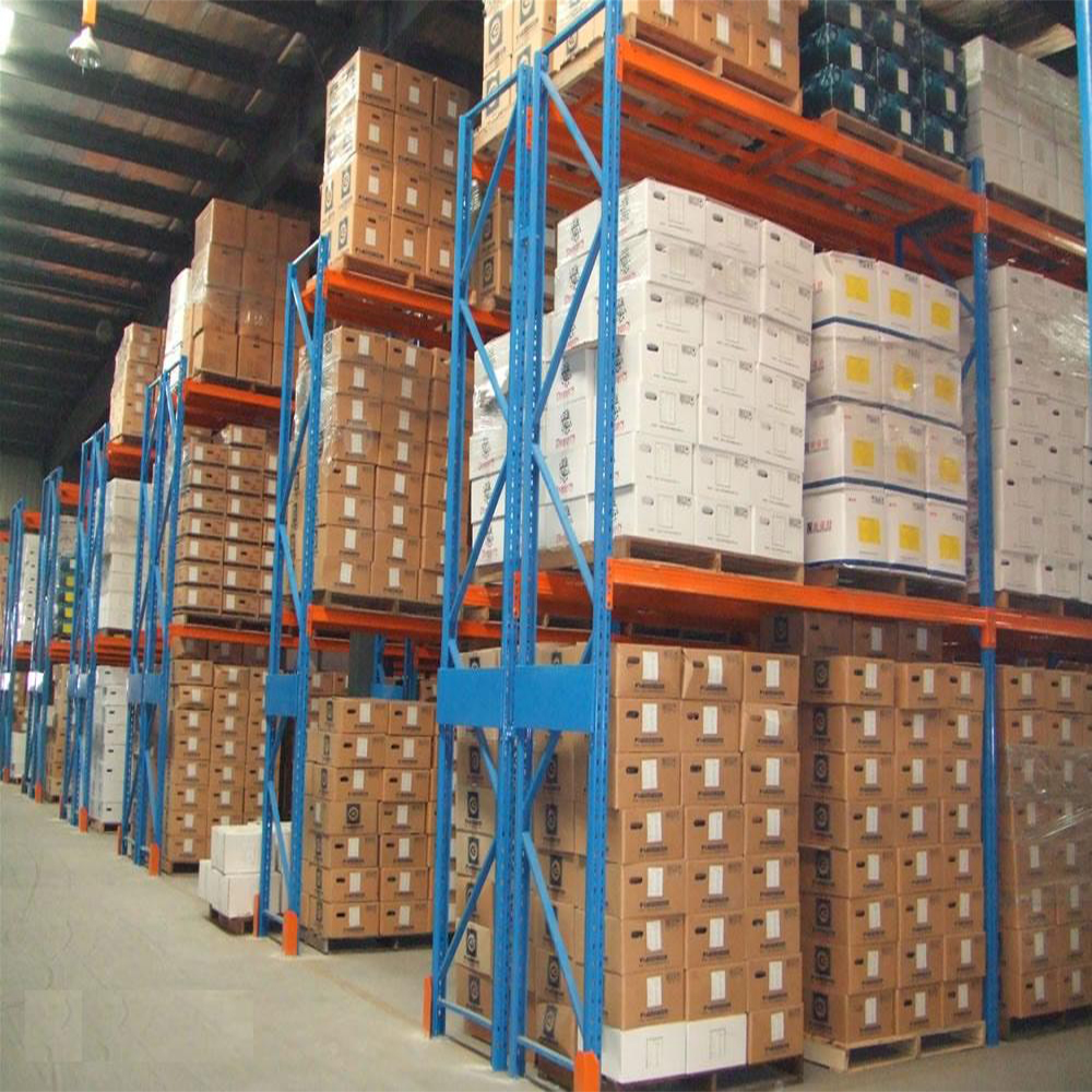 Jiangsu Union Cold-rolled steel Heavy Duty warehouse Stainless Drive-in Pallet Racking