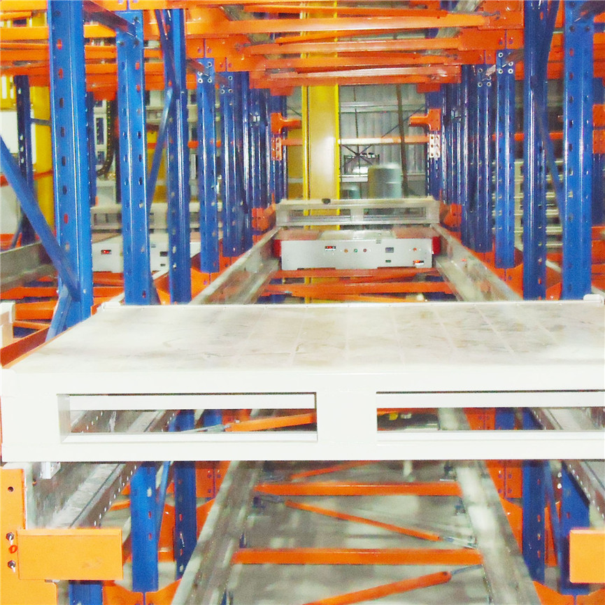 Nanjing Factory Sale Directly ASRS Rack System For Warehouse solutions