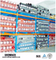 Adjustable Metal Warehouse Heavy Duty Durable Pallet Rack