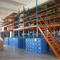 Q235 Steel Heavy Duty Adjustable Warehouse Multi-level Mezzanine Racking