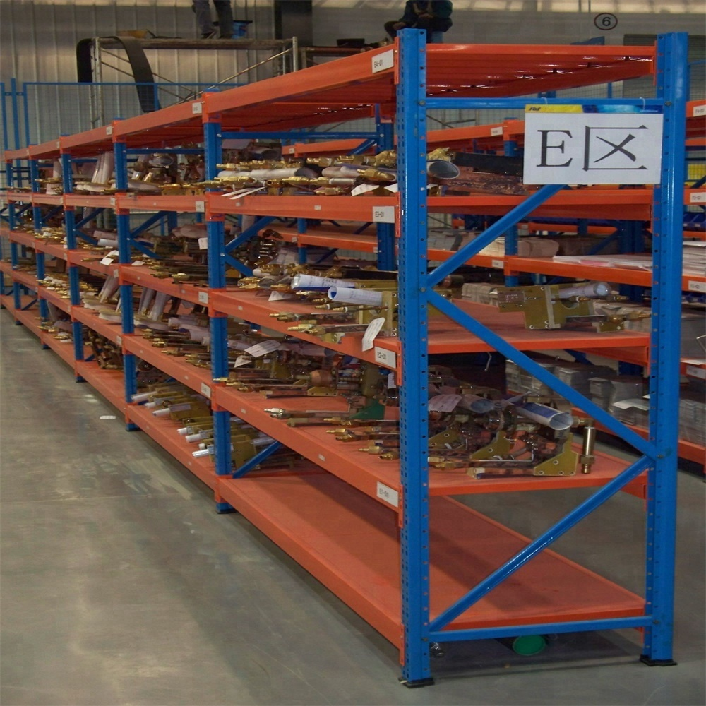 High Quality Assurance Stable Selective Warehouse Long Span Racking