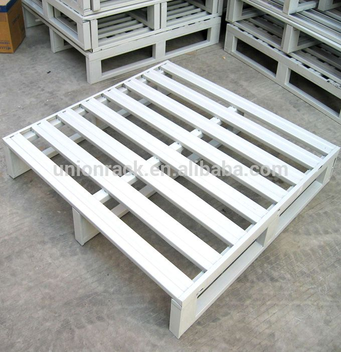 JIangsu Heavy Duty Steel Customized Stacking Steel Pallet