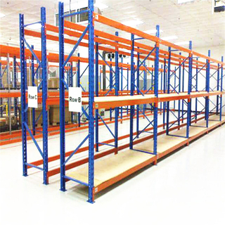 Heavy Duty Industrial Steel Storage Shelf Pallet Rack For Steel Plate
