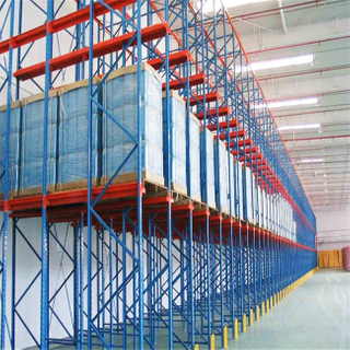 Jiangsu UNIONRACK Heavy Duty Drive In Rack Warehouse Racking Systems For Sale