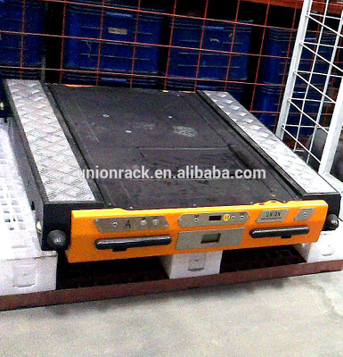 Automatical Storage Corrosion Prevention Warehouse Radio Shuttle Selective Pallet Shelving